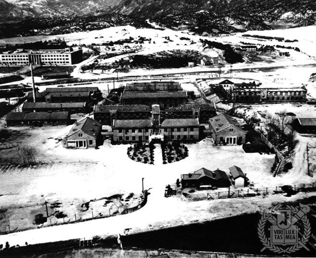 추억 속의 캠퍼스 : 공과대학 1946-1975