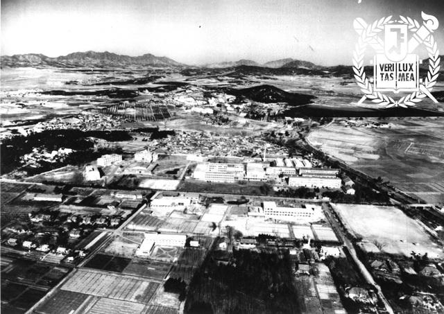 추억 속의 캠퍼스 : 농과대학 1946-1975